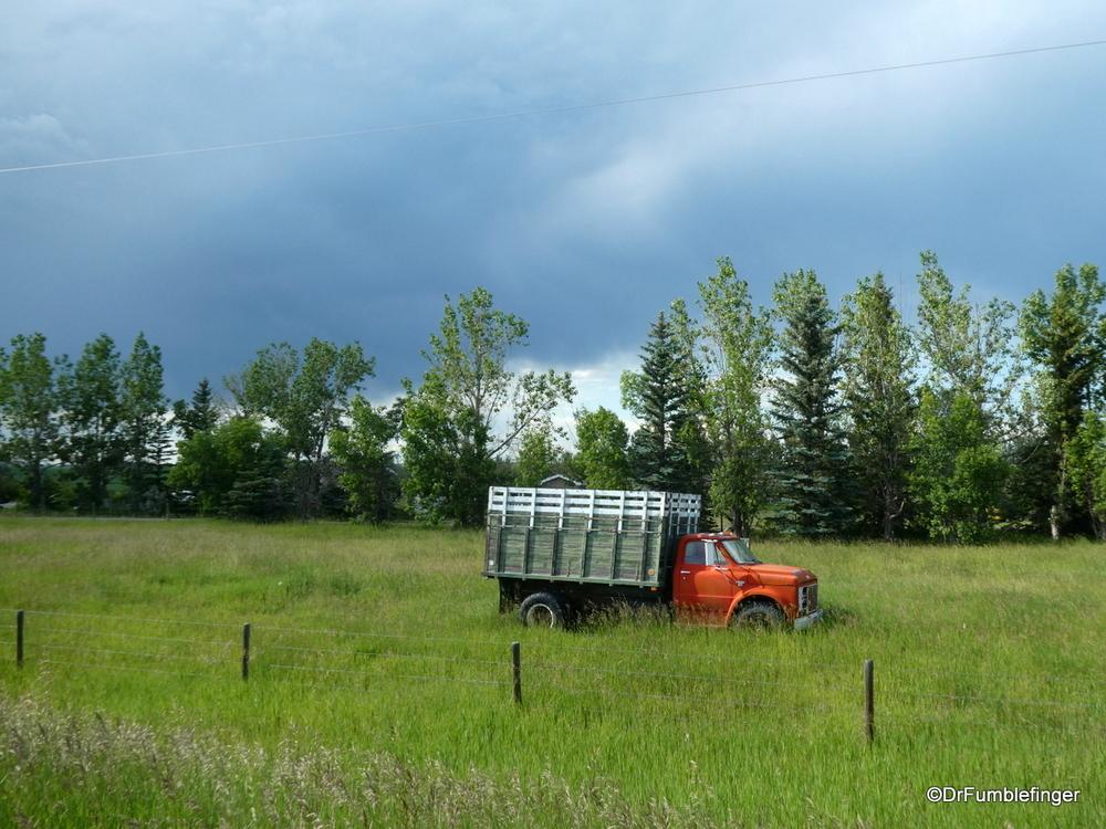 Old Farm Truck, Alberta (near Nanton)