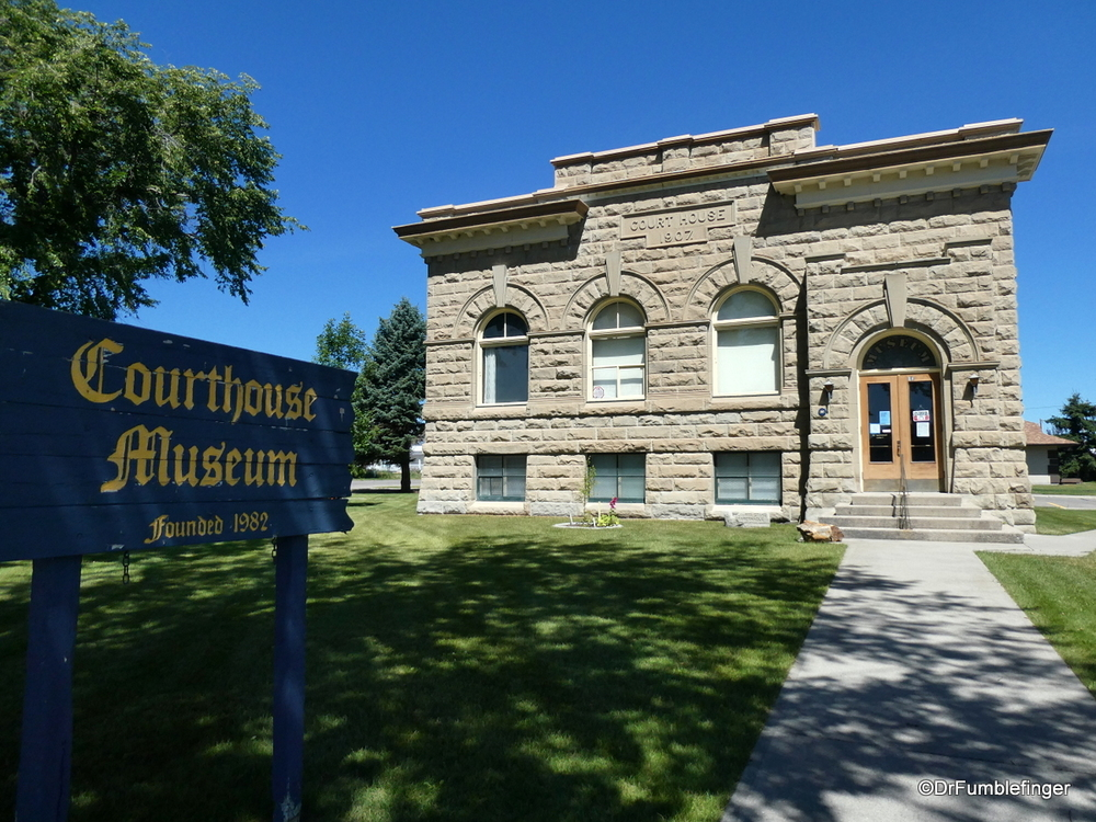 Courthouse Museum, Cardston