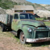 Terrific old truck, East Coulee