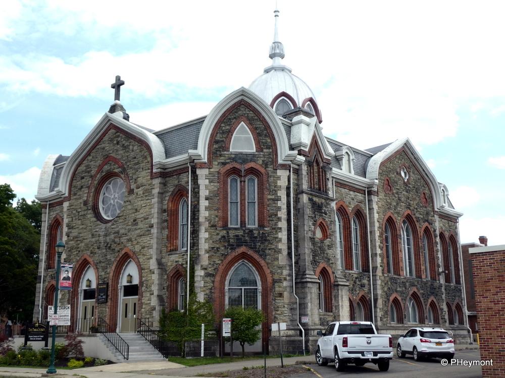 Park Church, Elmira, New York