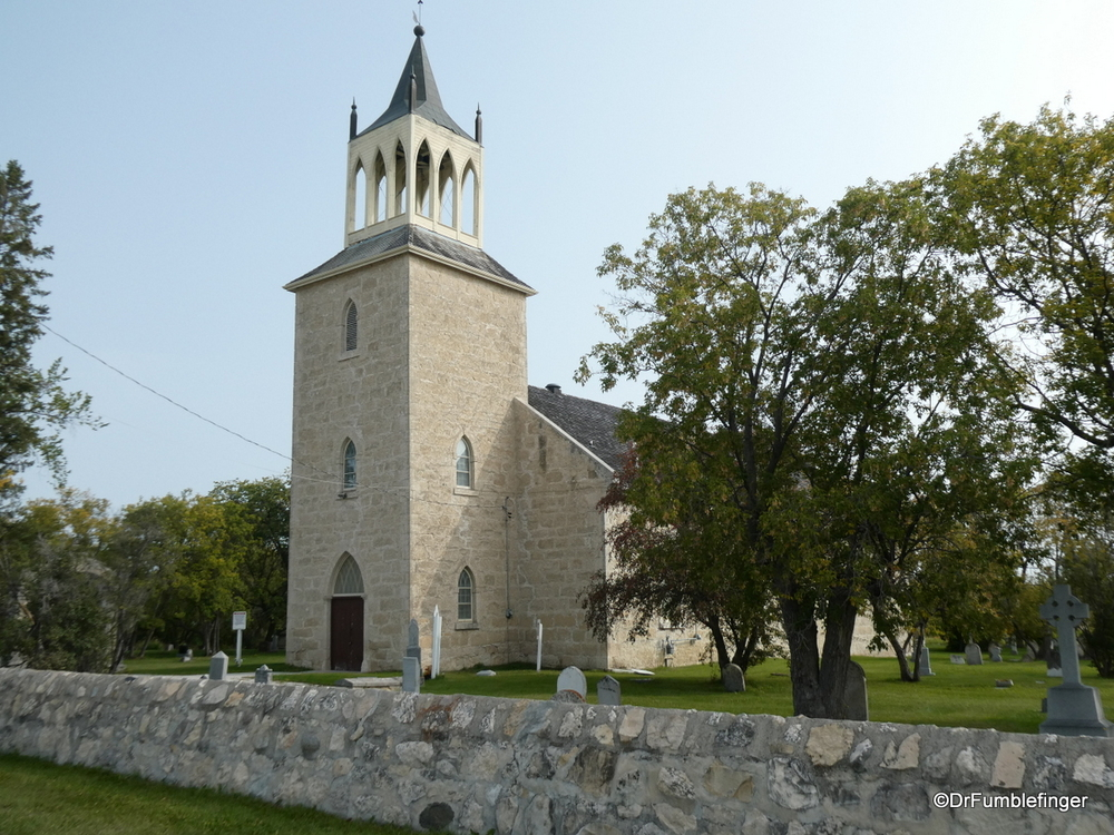 St. Andrews-on-the-Red, Manitoba