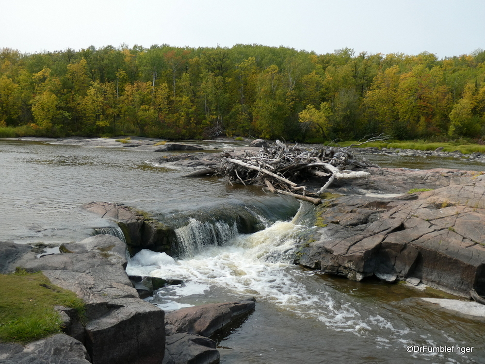 Whitemouth Falls Provincial Park, Manitoba