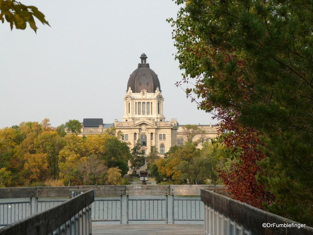 Saskatchewan Legislative Building, Regina