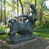 Leo Mol Sculpture Garden, Assiniboine Park, Winnipeg