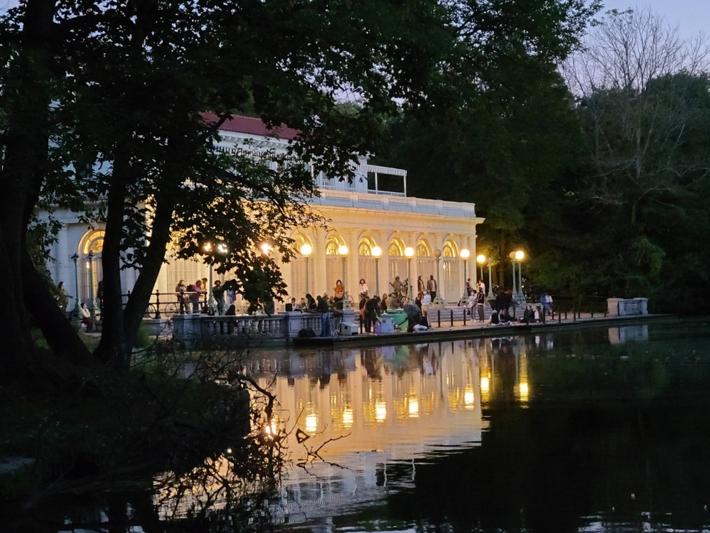 Evening Music at the Boathouse, Prospect Park