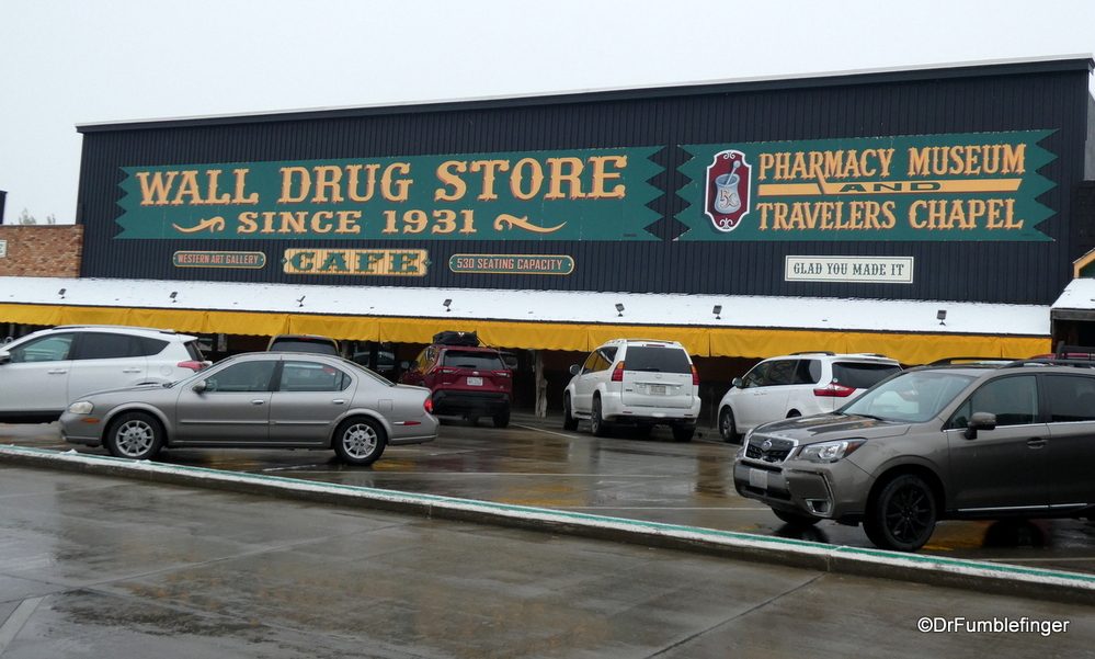 World Famous Wall Drug, South Dakota