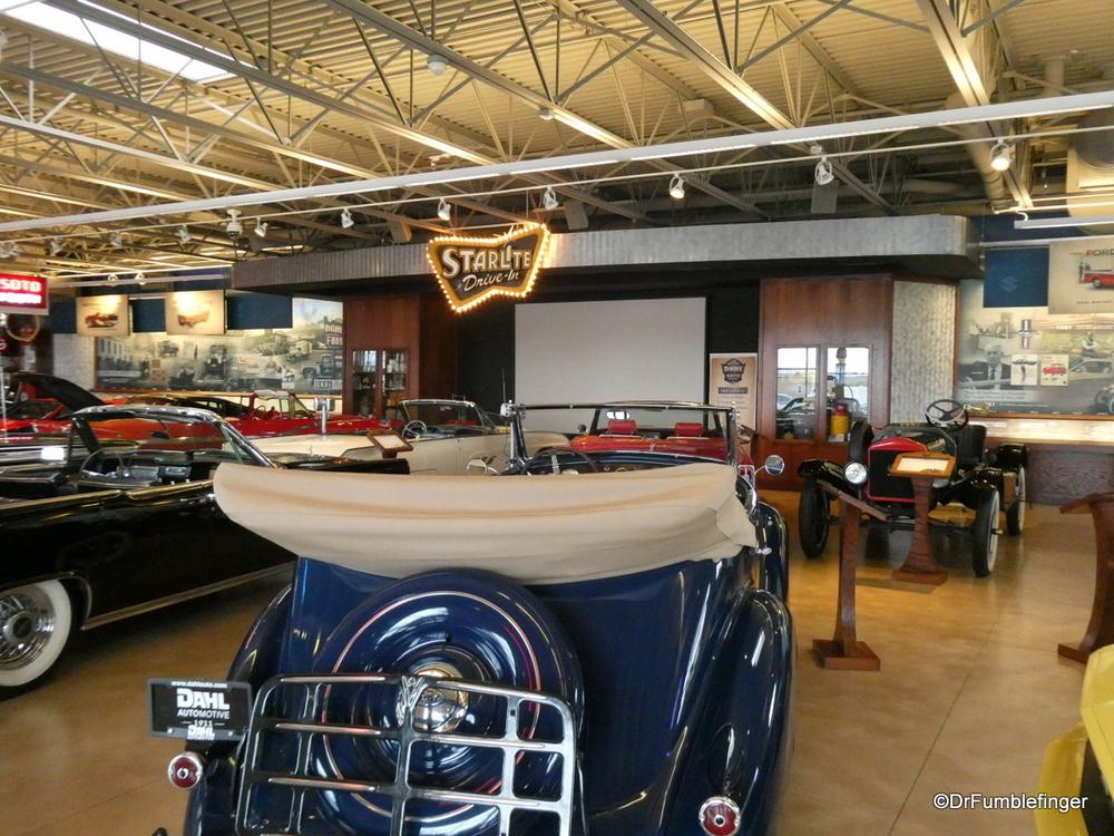 Dahl Auto Museum, LaCrosse, Wisconsin
