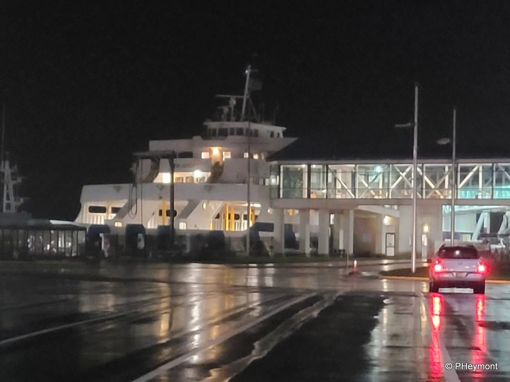 Ferry Line, Cape May, New Jersey