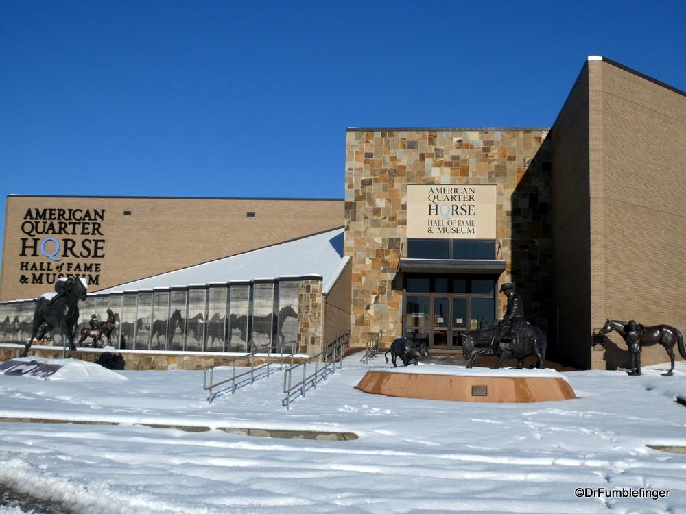 American Quarter Horse Museum, Amarillo, Texas