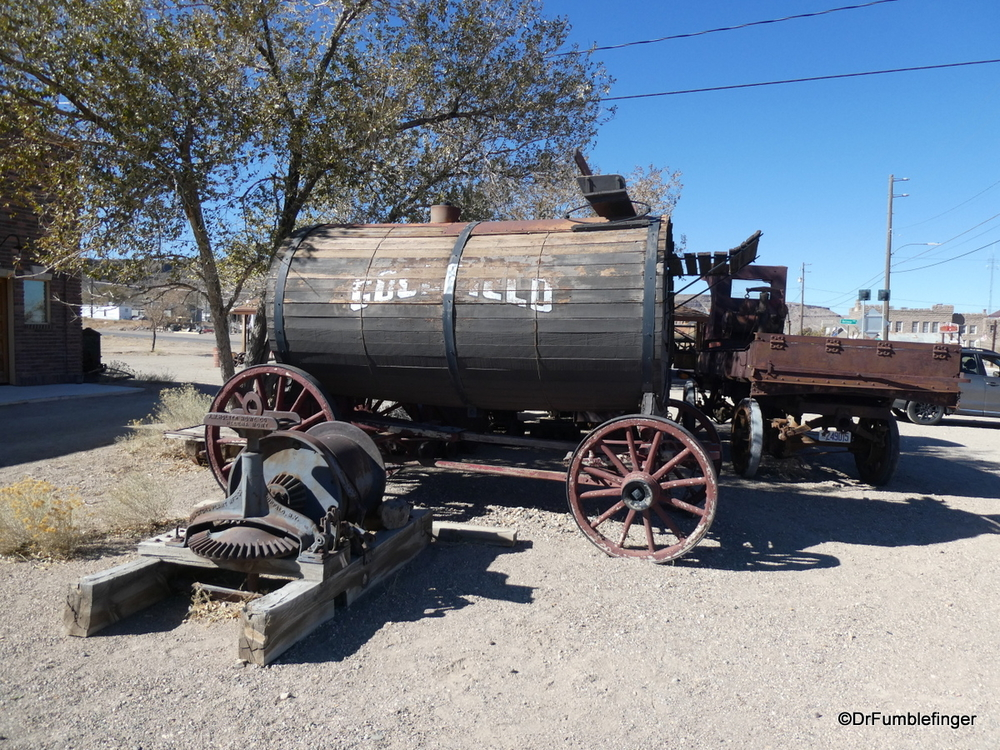 Welcome to Goldfield, Nevada!