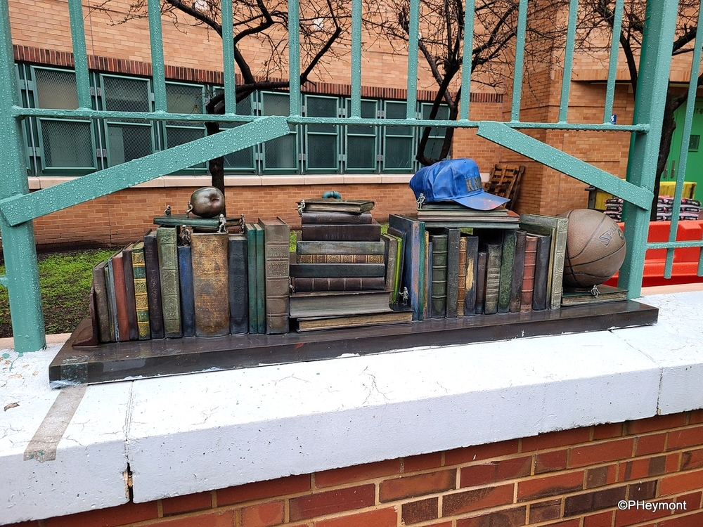 Schoolyard Sculpture
