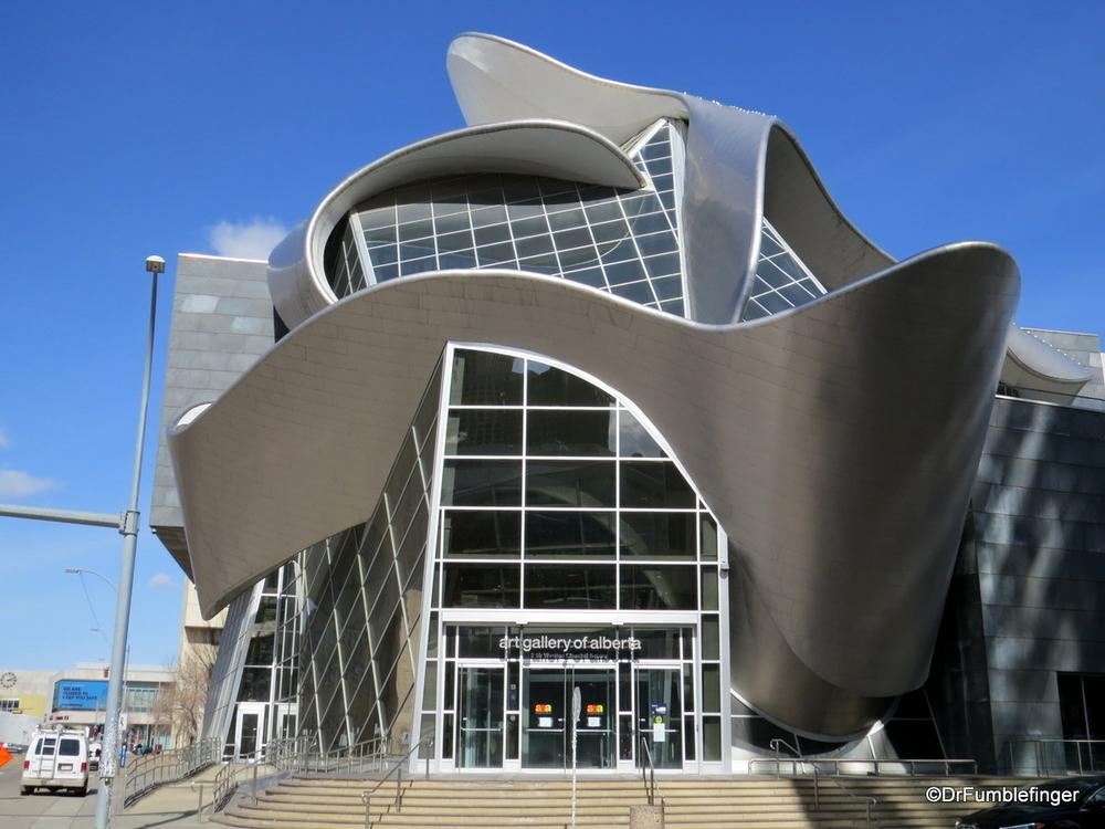 Alberta Art Gallery, Edmonton