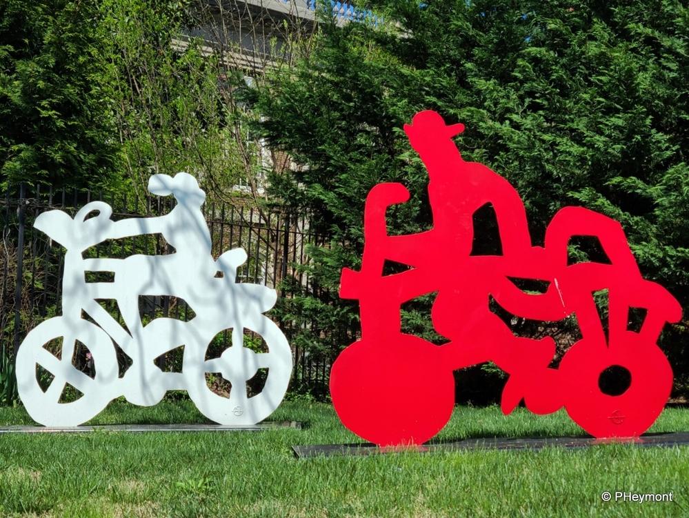 Bicicletas, Washington, DC