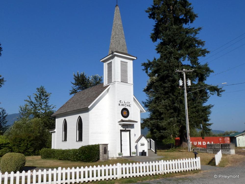 Lutheran Church, Elbe Washington