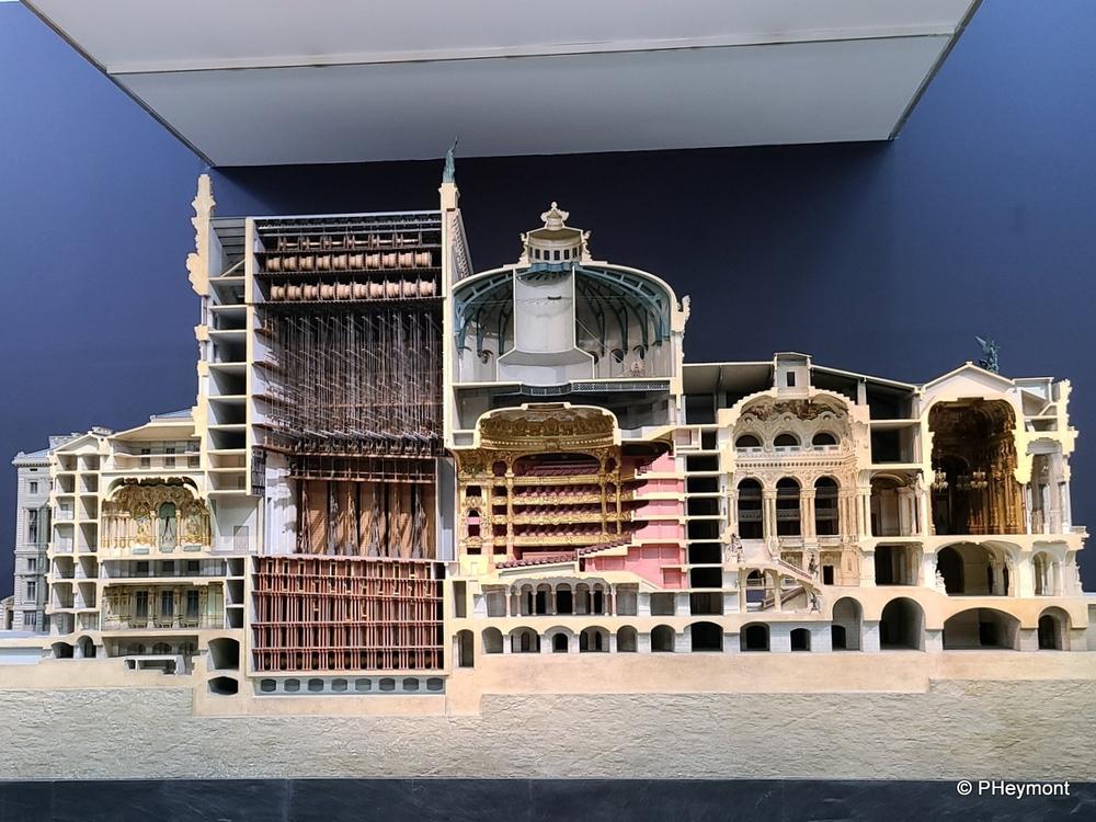 Paris Opera Garnier, Revealed