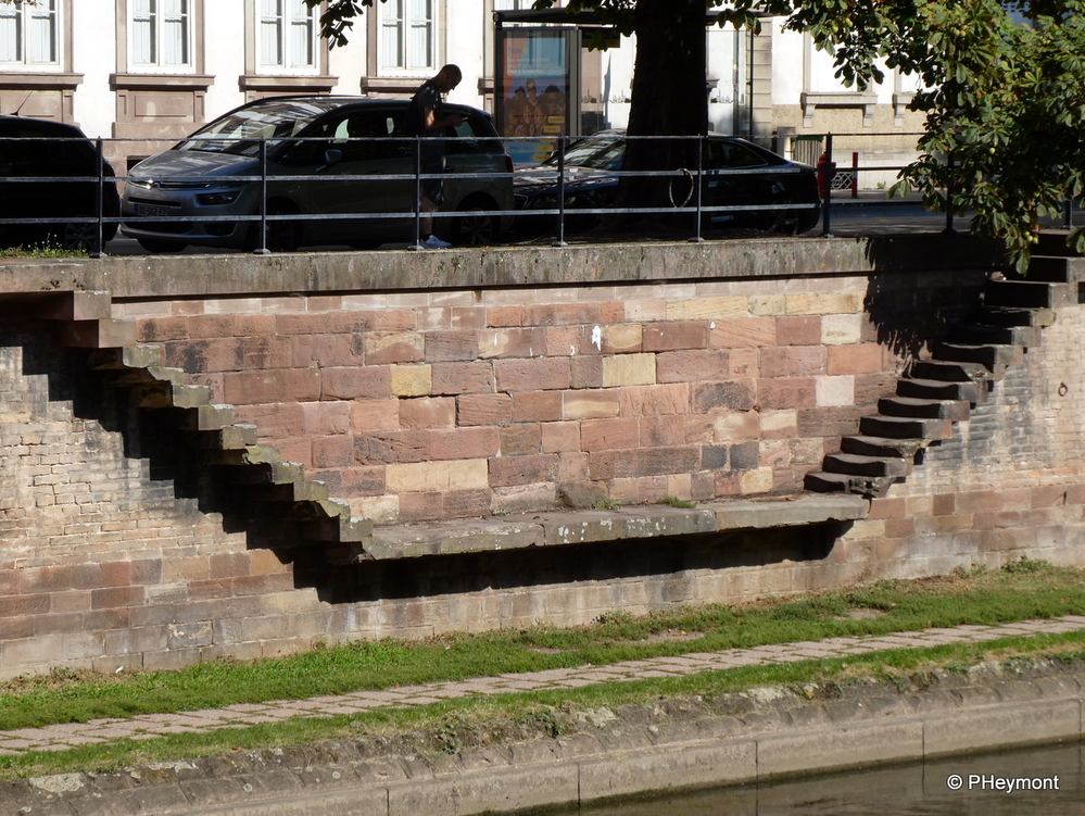 Are these Escher steps?