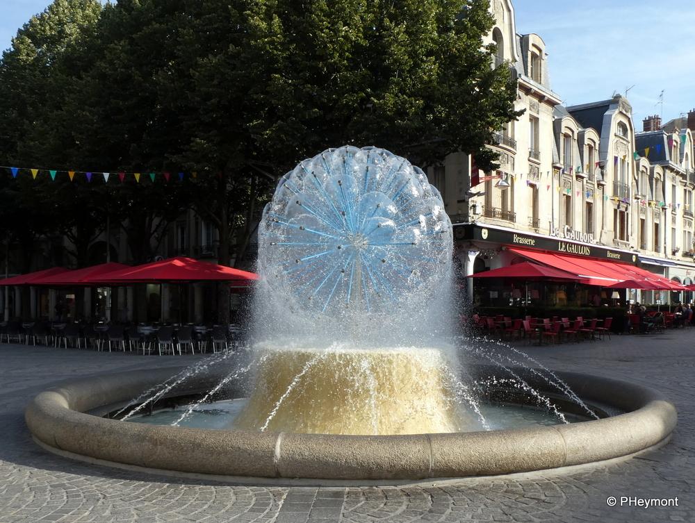 Fountain Ball, Reims